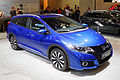 Honda Civic Tourer - Mondial de l'Automobile de Paris 2014 - 001.jpg