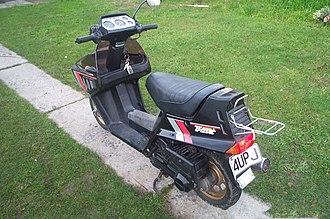Honda FC50 - Image: Honda FC50 2