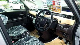 Honda Freed G・Honda SENSING Interior.jpg