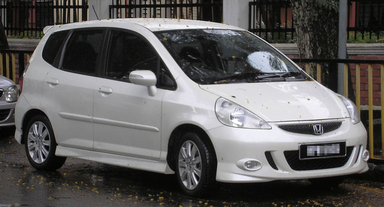Wiring Diagram Honda Jazz Idsi : File honda jazz first generation facelift front