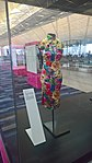 Hong Kong Museum of History Cheongsam exhibition, Hong Kong International Airport (2018) 05.jpg