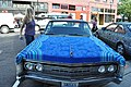 Honk Fest West 2015, Georgetown, Seattle - art cars - Yarn Car 02 (18965989776).jpg