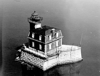 Hudson–Athens lighthouse - Hudson–Athens lighthouse