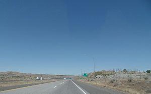Interstate 82 - I-82 near Umatilla