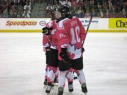 Eishockey weltmeisterschaft der frauen 2007