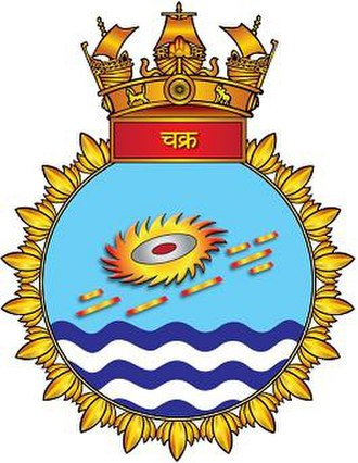 Russian submarine Nerpa (K-152) - INS Chakra Crest