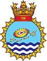 INS Chakra (S71) emblem.JPG