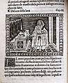 Iacobus de Cessolis, Libro di giuocho di scacchi, incunabolo, per maestro antonio miscomini, firenze 1 marzo 1493, 11 arte della lana.jpg