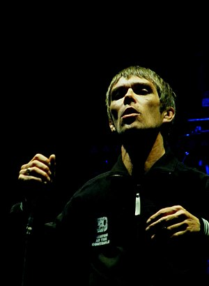 Ian Brown - Brown in 2010