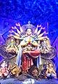 Idol of Goddess Durga (Ceremonial Worship) 24.jpg