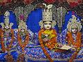 Idols of Prabhu Shri Rama and Sita Mata, Kanak Bhavan, Ayodhya, Faizabad, U.P., India.JPG