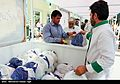 Iftar Serving for fasting people in the holy shrine of Imam Reza 06.jpg