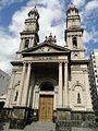 """Iglesia Catedral y Basílica Menor """"Nuestra Señora del Rosario"""" Vista frontal.JPG"""