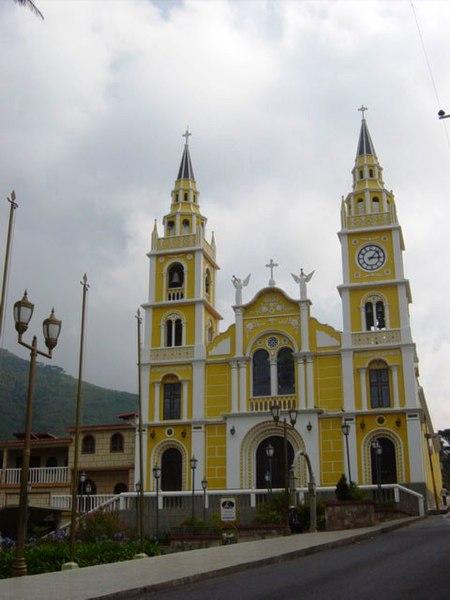File:Iglesia de Bailadores, Mérida.jpg