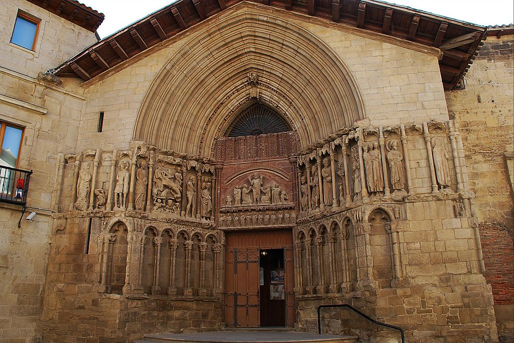 Iglesia de San Bartolomé - Logroño.JPG
