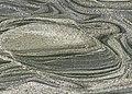 Iguana Green Granite (gneiss) (quarry near Messias Targino, Rio Grande do Norte, Brazil) 6 (33965425756).jpg