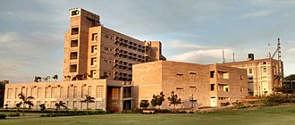 Indraprastha Institute of Information Technology, Delhi - Academic Block