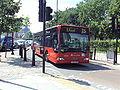Ilford bus, Tower Hill - DSC06953.JPG