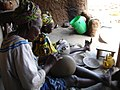 Ilorin women potters making Isasun pots with clay.jpg