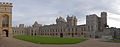 Image-Windsor Castle Upper Ward Quadrangle Corrected - Nov 2006.jpg
