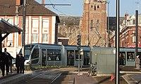 Inauguration de la branche vers Vieux-Condé de la ligne B du tramway de Valenciennes le 13 décembre 2013 (125).JPG