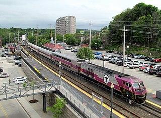 Haverhill station (Massachusetts)