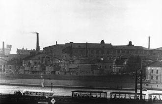 German cruiser Lützow (1939) - Tallinn in Leningrad, c.1949