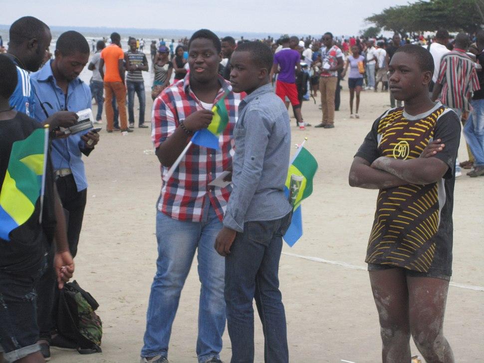 Independence Celebration in Gabon