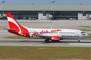 Air Asia Indonesia – A Top Notch Low Budget Airline