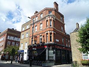 Devonshire Street - Image: Inn 1888 Pub & Scullery, 21 Devonshire Street, London