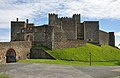 Inner bailey, Dover Castle from West.jpg