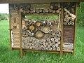 Insektenhotel - Wildgehege Glauer Tal - panoramio.jpg
