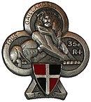 Image illustrative de lâarticle 35e régiment d'infanterie (France)