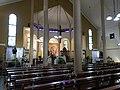 Interior Gereja Katolik St. Servatius Kampung Sawah Bekasi.jpg