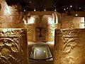 Interior de la cripta arqueològica de la presó de sant Vicent Màrtir, València.JPG