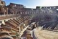 Interior of Colosseum, Rome, Italy (Ank Kumar) 10.jpg
