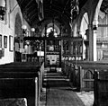 Interior of St Bridget's Church, Bridgerule - geograph.org.uk - 685467.jpg