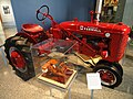 International Harvester Farmall Model B - Indiana State Museum - DSC00441.JPG