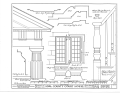 Iowa County Courthouse, Main Street, Dodgeville, Iowa County, WI HABS WIS,25-DODGV,1- (sheet 5 of 6).png