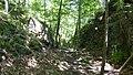 Iron mine Railroad cut, Wildcat Ridge trail - panoramio.jpg