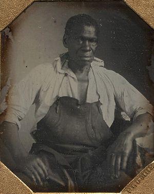 Isaac Jefferson - Isaac Jefferson circa 1845