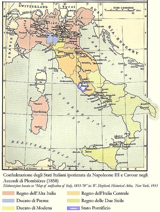 Italia di Plombières