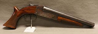 Ithaca Auto & Burglar Type of Shotgun