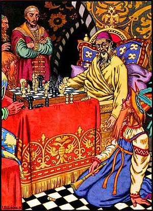 Bogdan Belsky - Tsar Ivan the Terrible reportedly died while playing chess with Bogdan Belsky.