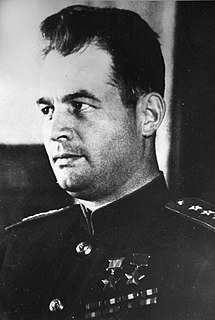 Soviet military commander (1907-1945)
