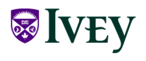 Ivey Business School - Image: Ivey+Logo