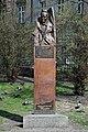 Józef Louis memorial (1836-King of Kraków Kur's Fraternity), Strzelecki Park, 16 Lubicz street, Krakow, Poland.JPG