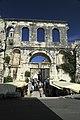 J32 364 Diokletianspalast, »Silbernes Tor«.jpg