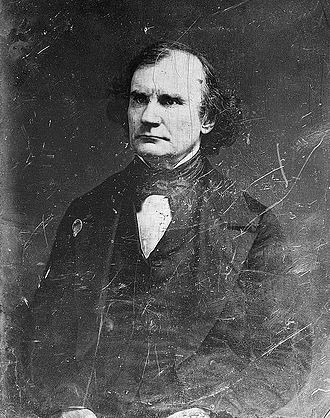35th United States Congress - Senate President pro tempore James Murray Mason, March 4, 1857