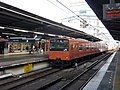 JR West 201 at Tsuruhashi Station.jpg